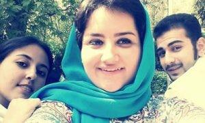 Tara Houshmand, 21 and Sarmad Shadabi, 22, were denied higher education after passing the admission tests.