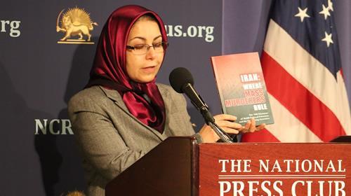 Soona Samsami, the U.S. Representative of NCRI
