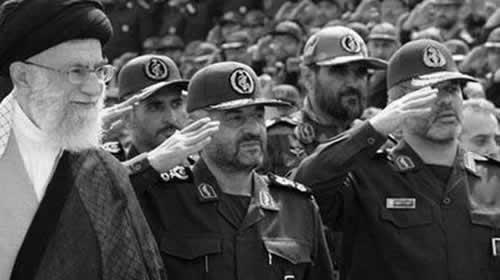 IRGC terrorists