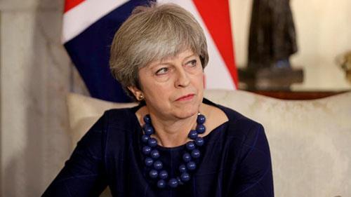 ترزا می نخستوزیر انگلستان