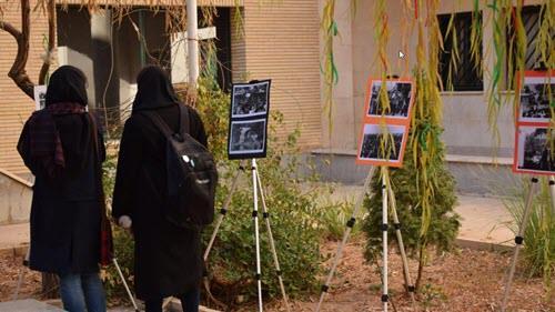 روز دانشجو در دانشگاه زنجان