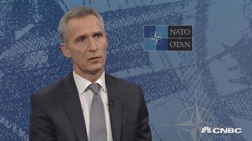NATOs Stoltenberg  Iran nuclear deal should remain in place