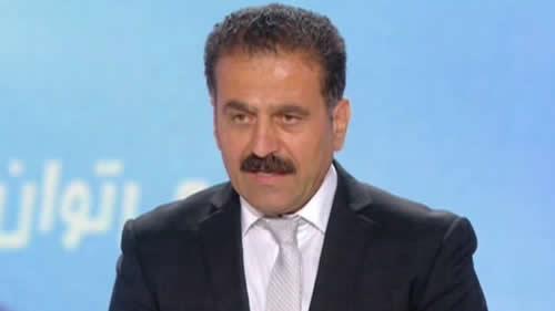 گردهمایی بزرگ مقاومت ایران - کاک باباشیخ حسینی – دبیرکل سازمان خهبات کردستان ایران