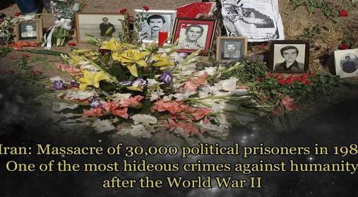 At least 30,000 were slaughtered during the now infamous 1988 prison massacre