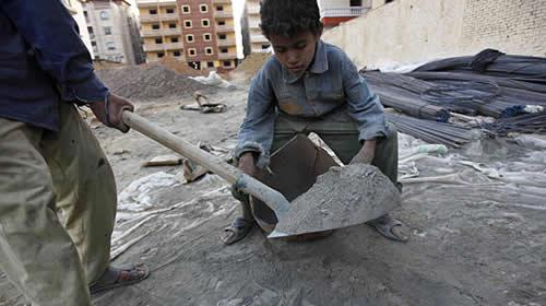 child_labour  in the Mullahs government in Iran