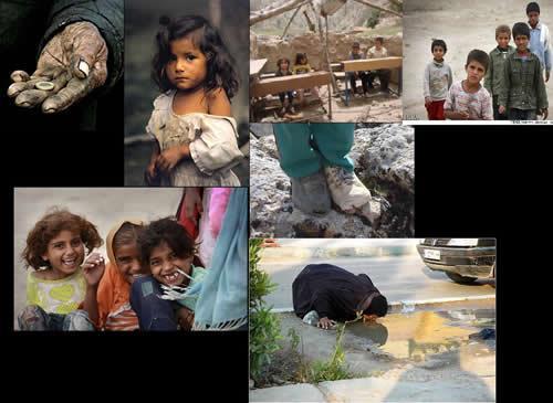 فقر و بیخانمانی کودکان یکی از ره آوردهای رژیم آخوندی
