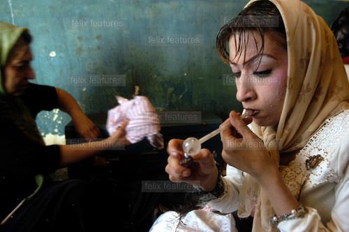 Drug Addiction in Iranian women