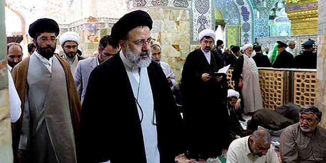 "Mulla Reisi The Key Player of 1988 Massacre to Run in Iran ""Presidential Elections"""