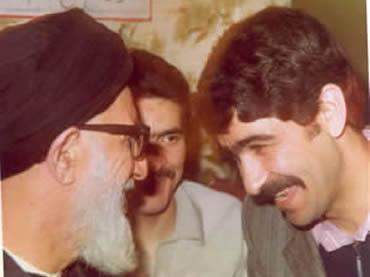 جملاتی از پدر طالقانی در وصف برادران مجاهد مسعود رجوی و موسی خیابانی