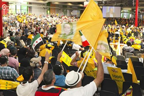 علی خامنهای – کابوس نیمهشب از بزرگترین گردهمایی مقاومت با شعار «سرنگونی»
