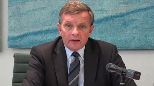 دیوید جونز، فراخوان به تشکیل کمیته تحقیق بینالمللی برای محاکمه مسئولان قتلعام 67