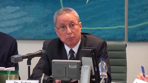 طاهر بومدرا، فراخوان به تشکیل کمیته تحقیق بینالمللی برای محاکمه مسئولان قتلعام 67