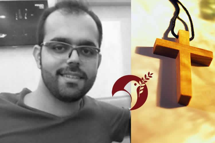 Christian prisoner Amin Afshar Naderi went on hunger strike