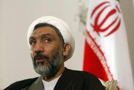 Iranian Interior Minister Mostafa Pourmohammadi