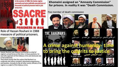 Khamenei defends 1980s executions that killed thousands of politicians