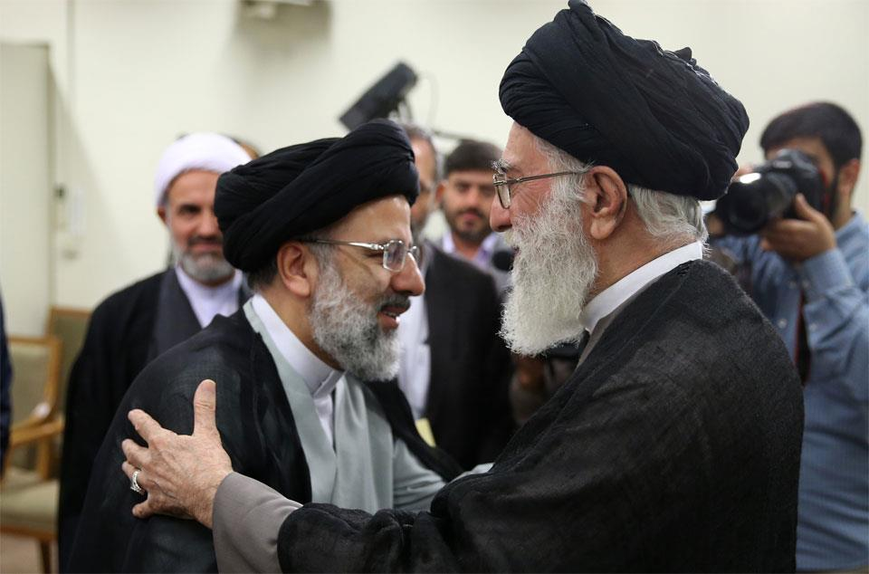 Raisi, who lost to Rouhani on May 19, served on the special committee setup by Khomeini.