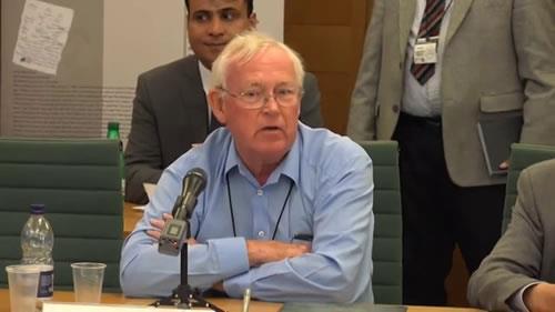 الستر لوگان، کنفرانس «اقدامات بینالمللی برای اجرای عدالت در مورد قتلعام زندانیان سیاسی سال ۶۷»