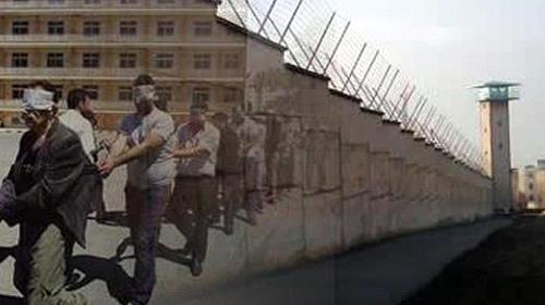 Gohardasht Prison in Karaj, west of Tehran