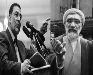 قتلعام ۶۷ - جابهجایی جلاد مصطفی پورمحمدی با جلاد علیرضا آوایی از عاملان قتلعام ۶۷