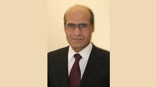 الدكتور سنابرق زاهدي رئيس لجنة القضاء في المجلس الوطني للمقاومة الإيرانية .
