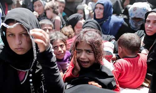 یکسوم کودکان آواره سوری از تحصیل محروم شده اند
