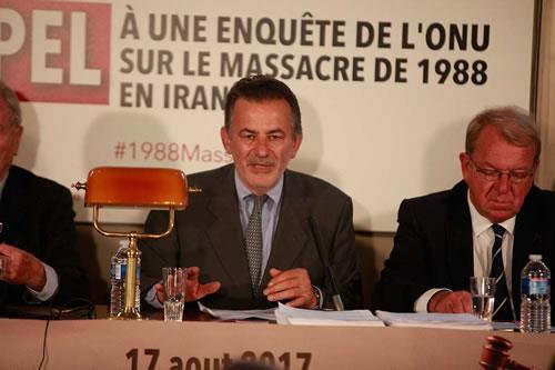 ژان فرانسوا لوگاره، نمایشگاه یادبود شهیدان قتلعام ۶۷