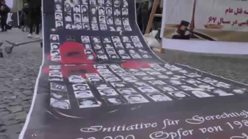 جنبش دادخواهی ـ پیام خانوادههای شهیدان: رساندن پیام شهیدان و معرفی قاتلان