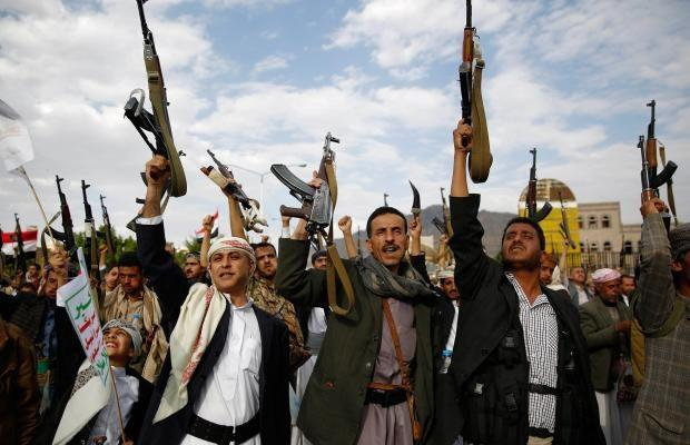"Iran, accused of supporting Shiite Huthi rebels in Yemen, ""is part of the problem, not the solution"" when it comes to ending conflict in the war-torn nation"