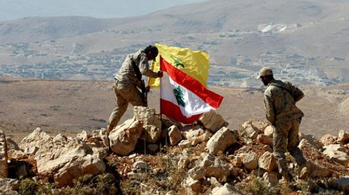 Hezbollah is a branch of the Revolutionary Guards that is committing crimes in Syria and other countries