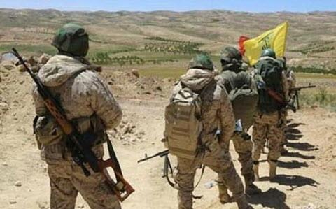 Hezbollah militias fight in Syria and go to other places like Yemen and other countries at the request of the Iranian regime.