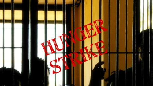 At least 20 prisoners have gone on hunger strike, protesting the inhuman conditions they have been forced to endure.