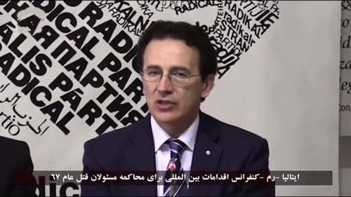 دکتر آنتونیو استانگو، حمایت از جنبش دادخواهی شهیدان قتلعام 67