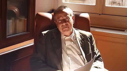 سناتور لوئیجی کومپانیا، حمایت از جنبش دادخواهی شهیدان قتلعام 67