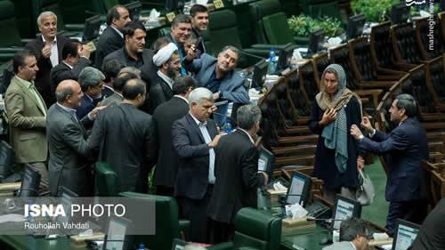 سلفی تحقیر نمایندگان مجلس با موگرینی