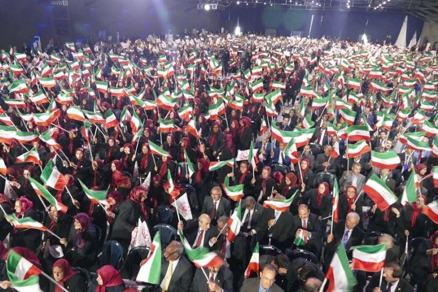 PMOI Congress on the 52nd founding anniversary of the MEK.