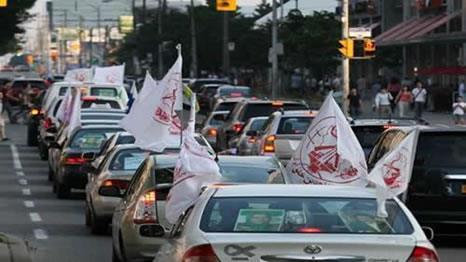 انتقال مجاهدین به آلبانی ـ جشن اشرفنشانان بهمناسبت پایان انتقال امن مجاهدین به آلبانی