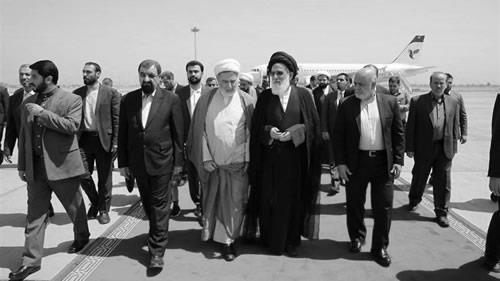 سفر آخوند شاهرودی رئیس مجمع تشخیص مصلحت رژیم به عراق