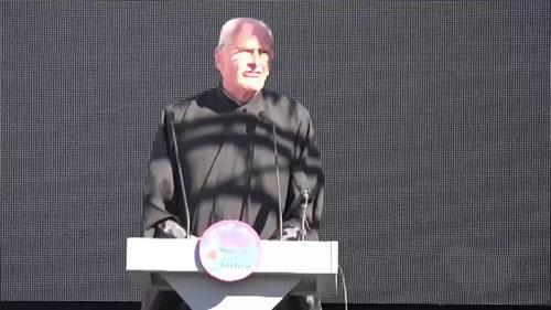 کشیش روبرت روزنبام، تظاهرات در حمایت از جنبش دادخواهی قتلعام ۶۷