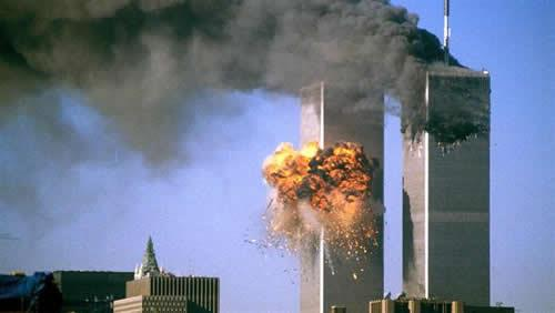Al-Qaeda-linked terrorist crimes linked to Iran and Hezbollah, the World Trade Center, were hijacked by US Airways flight 175, in New York, on September 11, 2001.