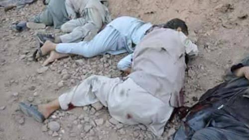 اشک تمساح رژیم آخوندی برای کشته شدگان میرزا اولنگ