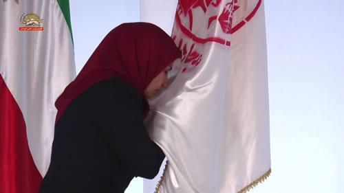 انتخاب مسئول اول سازمان مجاهدین خلق ایران – ادای سوگند