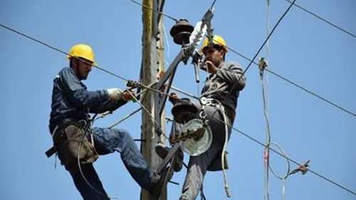 تجمع کارگران شبکه برق
