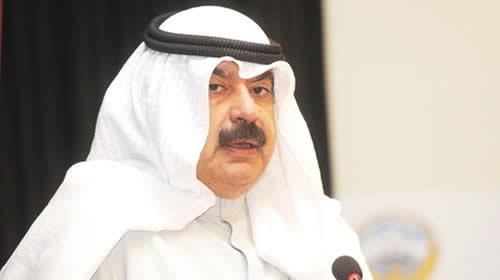 خالد الجار الله معاون وزیر خارجه کویت