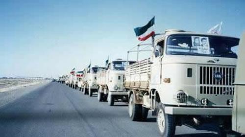 وحشت رژیم  از عملیات کبیر فروغ جاویدان