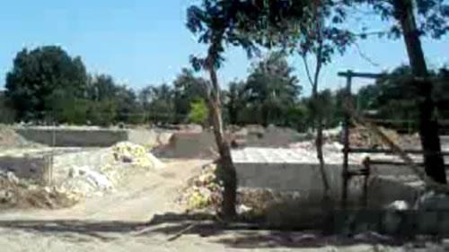 تخریب مزار شهیدان – تخریب مزار شهیدان قتلعام در مشهد