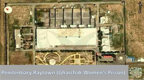 Human Rights' Activists News Agency called Qarchak prison as having 'the worst reputation among women's prisons in Iran'