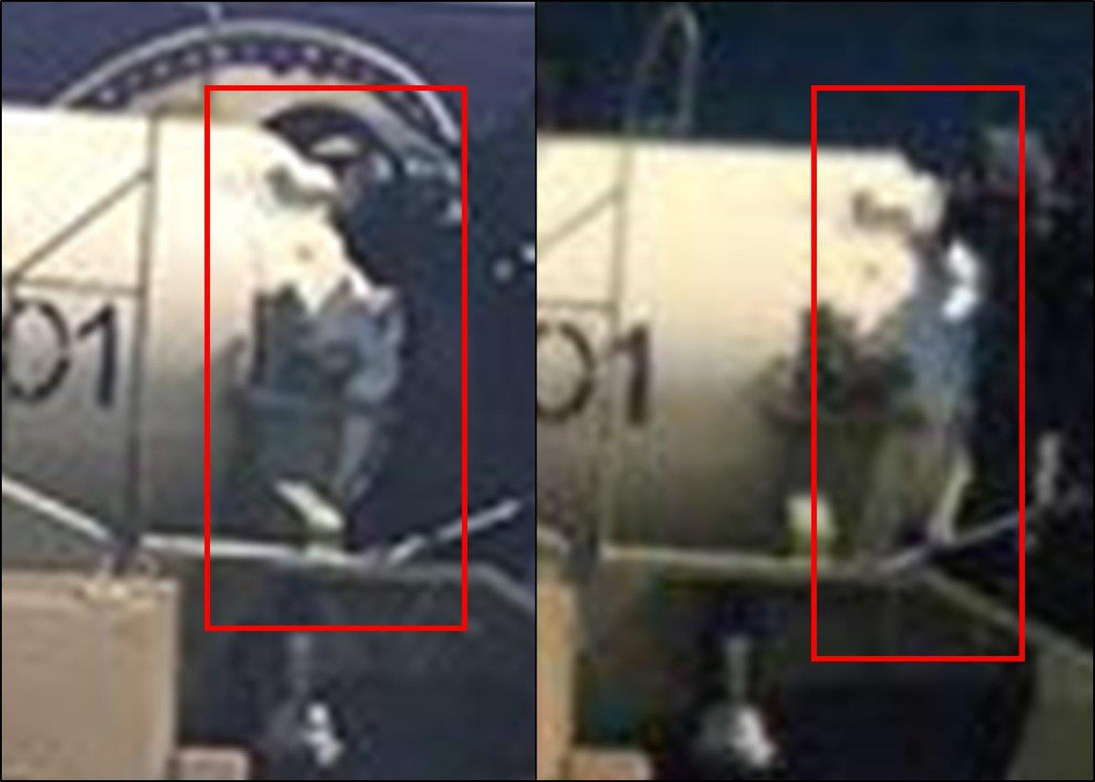 Could Iran Khorramshahr tapered end be consistent with distinct (submerged within fuel tank) Soviet 4D10 engine design used by NorthKorea