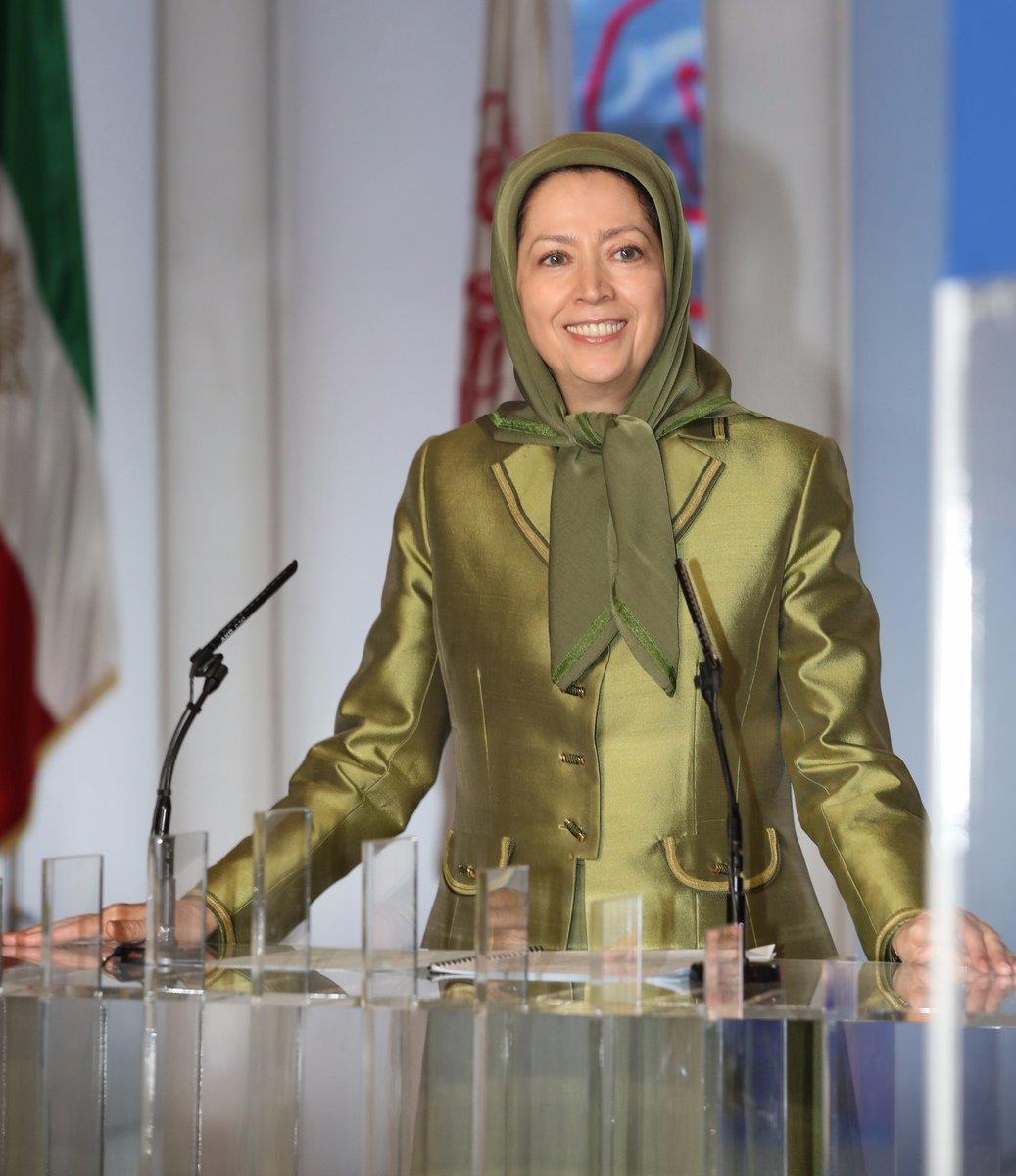 مسئول اول سازمان مجاهدین؛ مريم رجوی