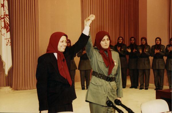 مسئول اول سازمان مجاهدین؛ فهيمه اروانی