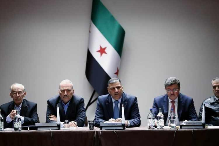 "Hijab, a former Syrian prime minister under Assad, called for a new a U.N. ""approach on the Syrian issue"", without elaborating."